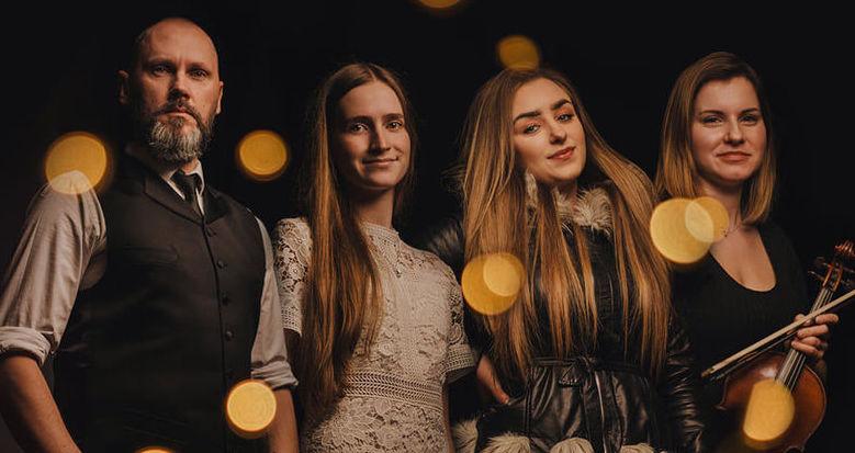 Zaproszenie na świąteczny koncert online