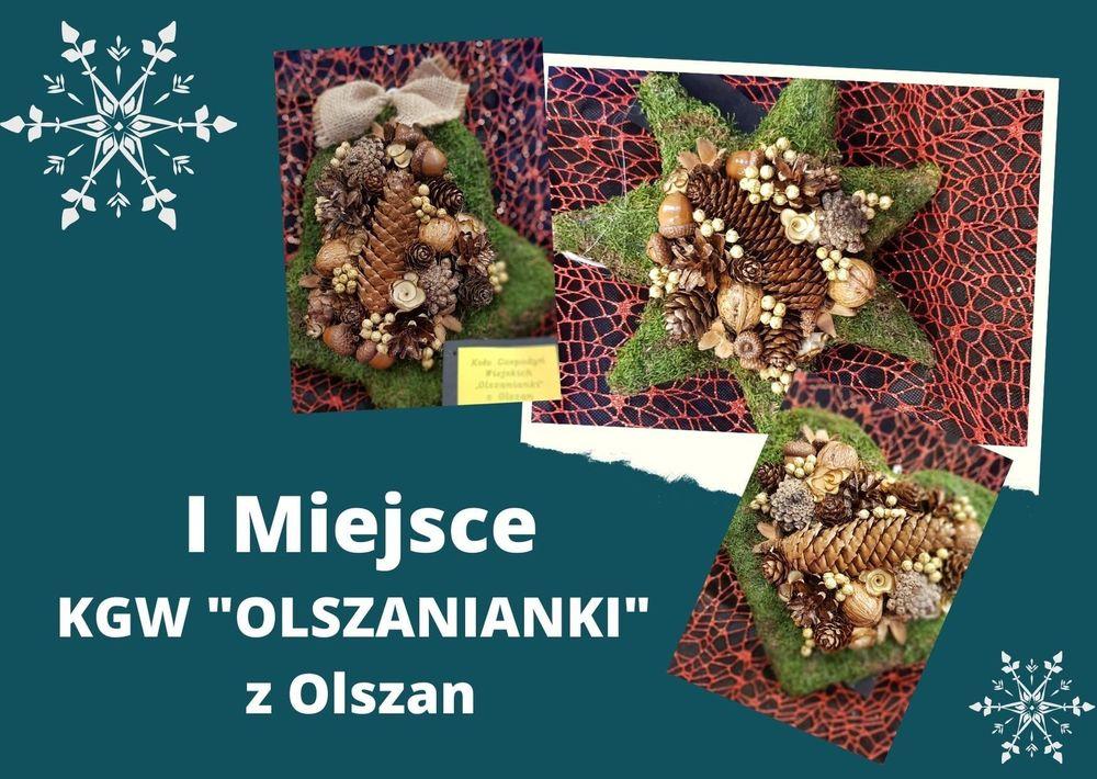 """KGW """"Olszanianki"""" z Olszan najlepsze!"""