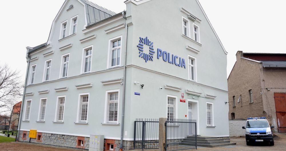 Strzegomska policja wróciła do swojej siedziby
