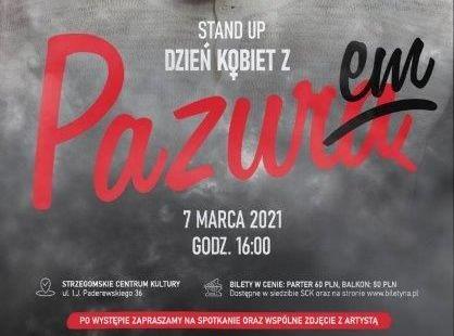 """""""Stand Up"""" z Pazurą"""