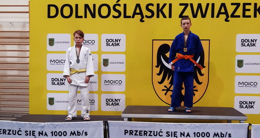 Medale strzegomskich judoków