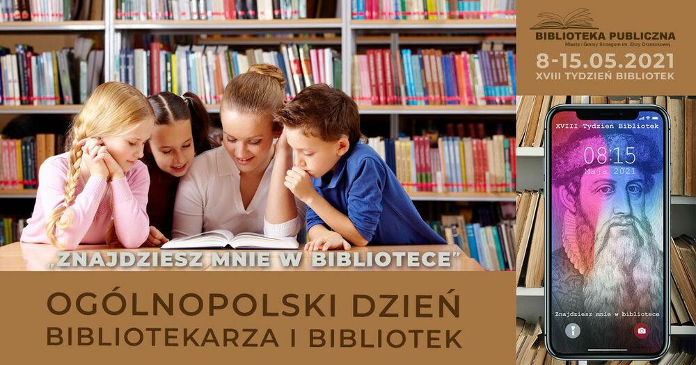"""Rozpoczął się """"Tydzień Bibliotek"""""""
