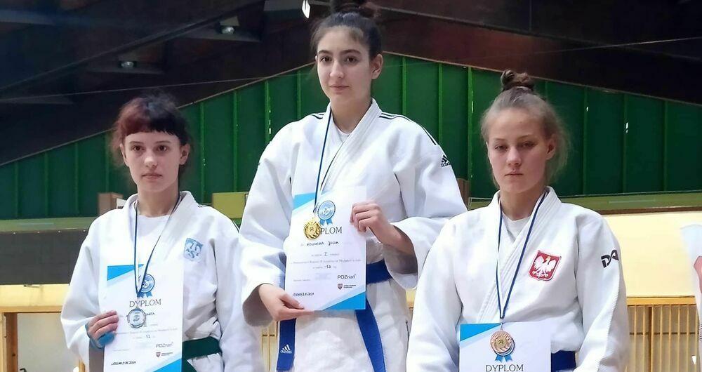 Udane kwalifikacje judoczek