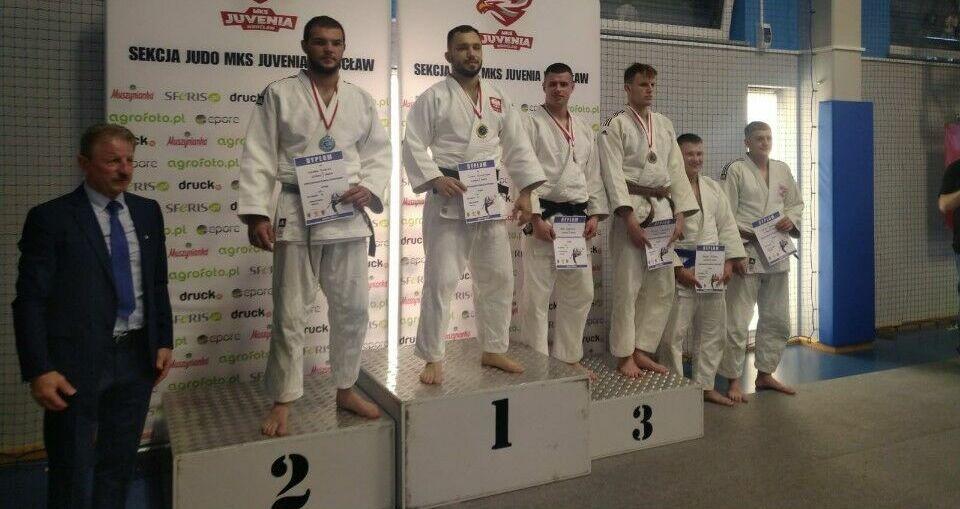 Dobre występy naszych judoków