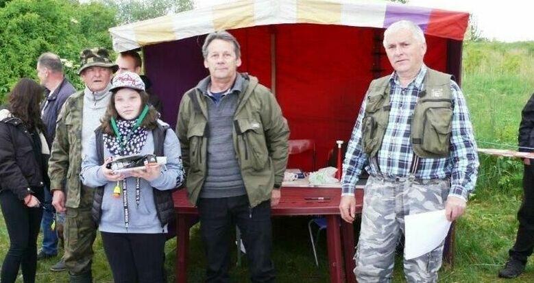 Dzieci łowiły w Rusku aż miło!