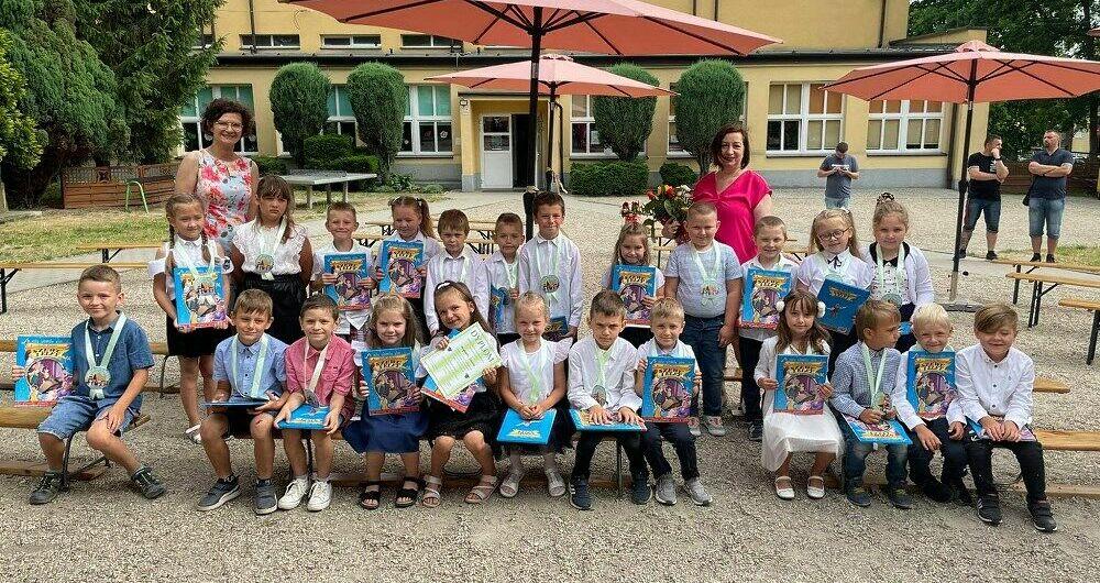 Zakończenie roku przedszkolnego w Jaroszowie