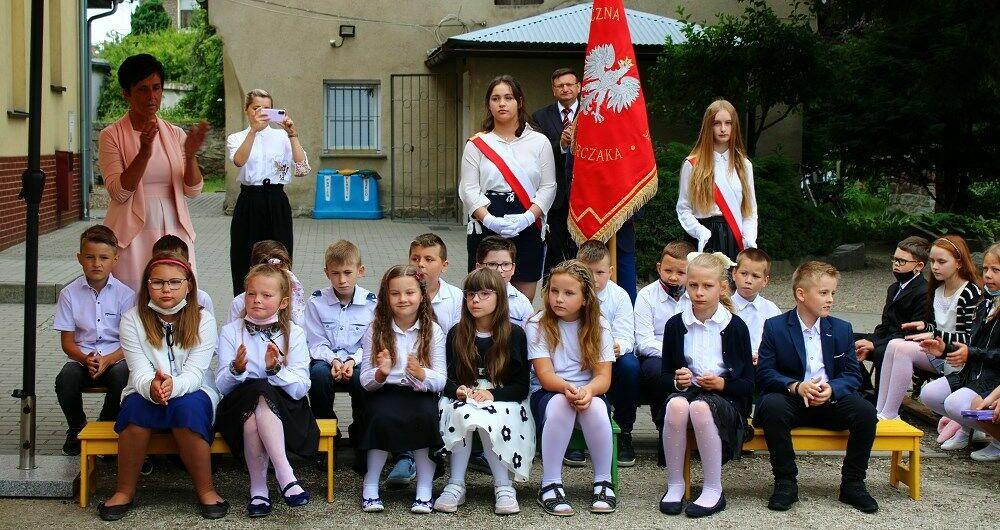 Zakończenie roku szkolnego w ZSP Jaroszów