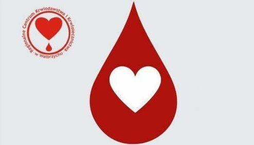 Krew potrzebna jest codziennie!