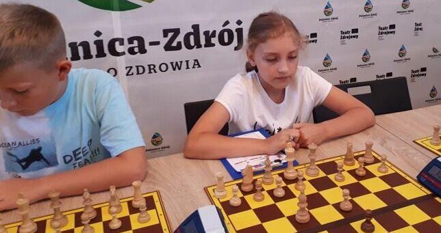 Nasi szachiści grali w Polanicy-Zdroju