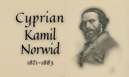 Rok 2021 poświęcony Cyprianowi Kamilowi Norwidowi