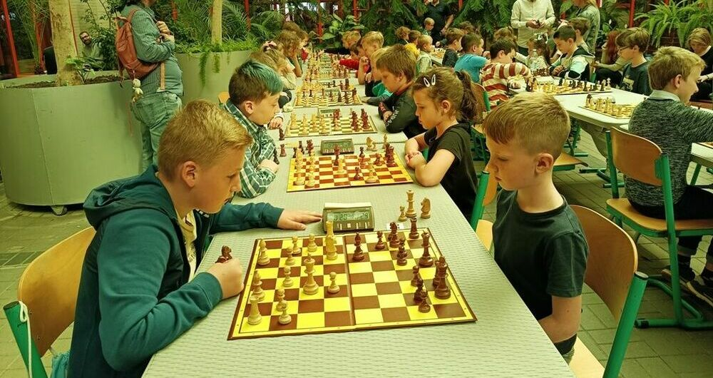 Młodzi szachiści rywalizowali w Żarowie