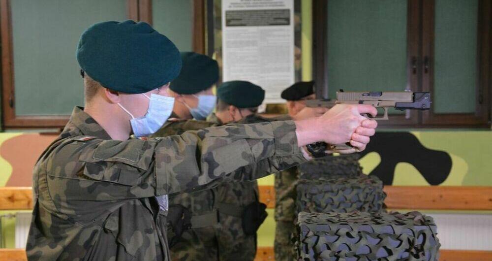 Wirtualna strzelnica w LO oficjalnie otwarta!