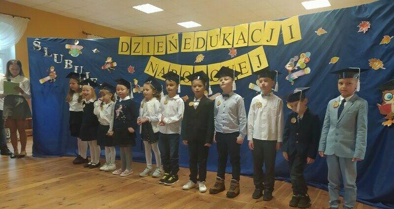 Dzień Edukacji Narodowej w PSP Olszany