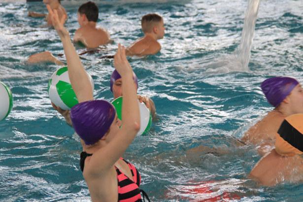 Zdjęcie z pływalni