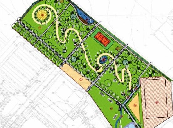 Plan zagospodarowania zieleni
