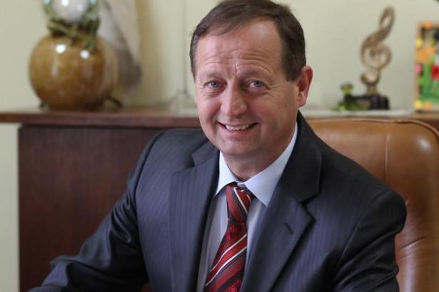 Burmistrz Bogdan Kożuchowicz