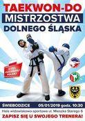 TEKWON-DO Mostrzostwa Dolnego Śląska
