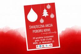Zrób prezent - oddaj krew