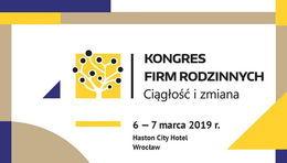 Kongres Firm Rodzinnych we Wrocławiu