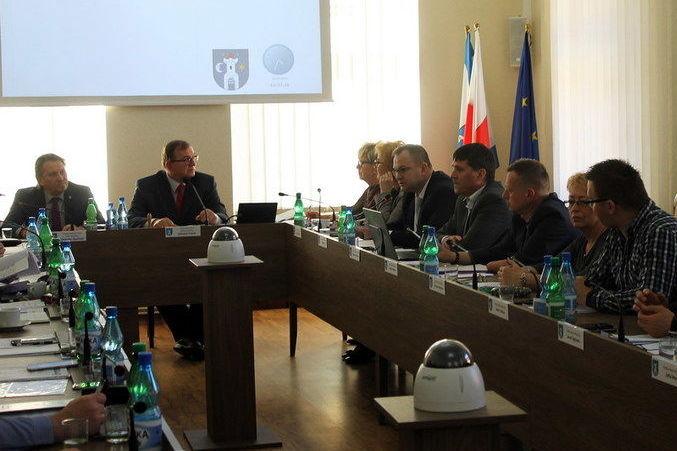 VII Sesja Rady Miejskiej