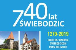 740 lat Świebodzic - rok jubileuszowy