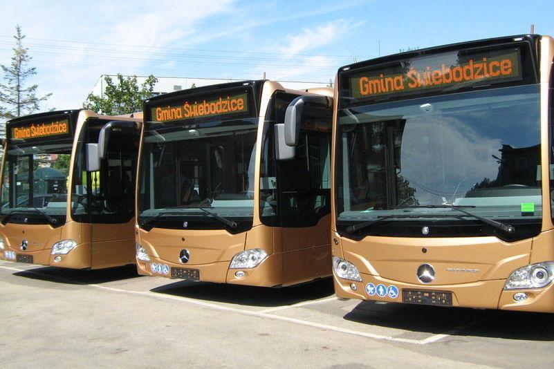 Drugie spotkanie poświęcone tematyce nowych rozkładów jazdy autobusów komunikacji miejskiej.
