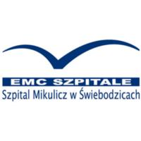 Logo EMC SZPITALE Szpital Mikulicz w Świebodzicach