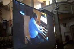 Koncert organowy w ramach IV Międzynarodowego Festiwalu Organowego im. Christiana Schlaga