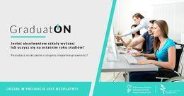 """""""GraduatON"""" - projekt zwiększający zatrudnienie osób niepełnosprawnych"""