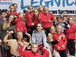 """Zwycięski turniej """"Roztańczona Legnica"""" - świebodziczanka na podium"""