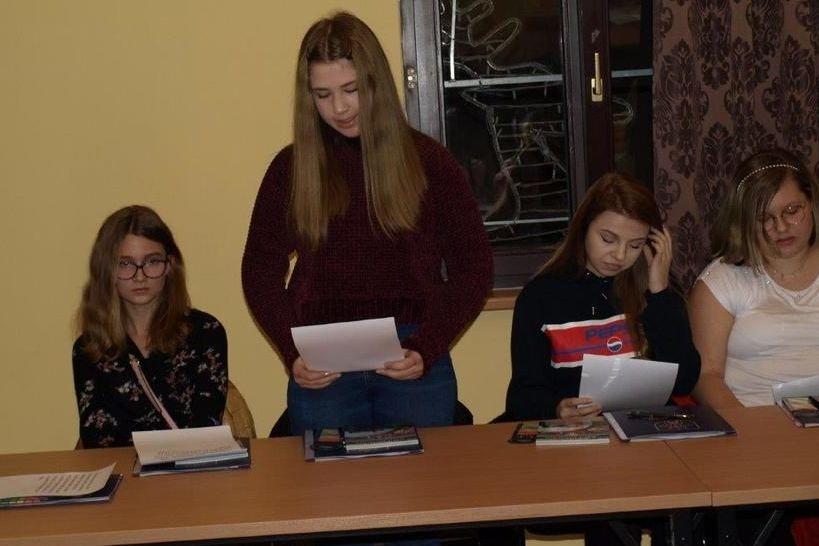 I posiedzenie Młodzieżowej Rady Miejskiej