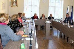 II posiedzenie Świebodzickiej Rady Seniorów