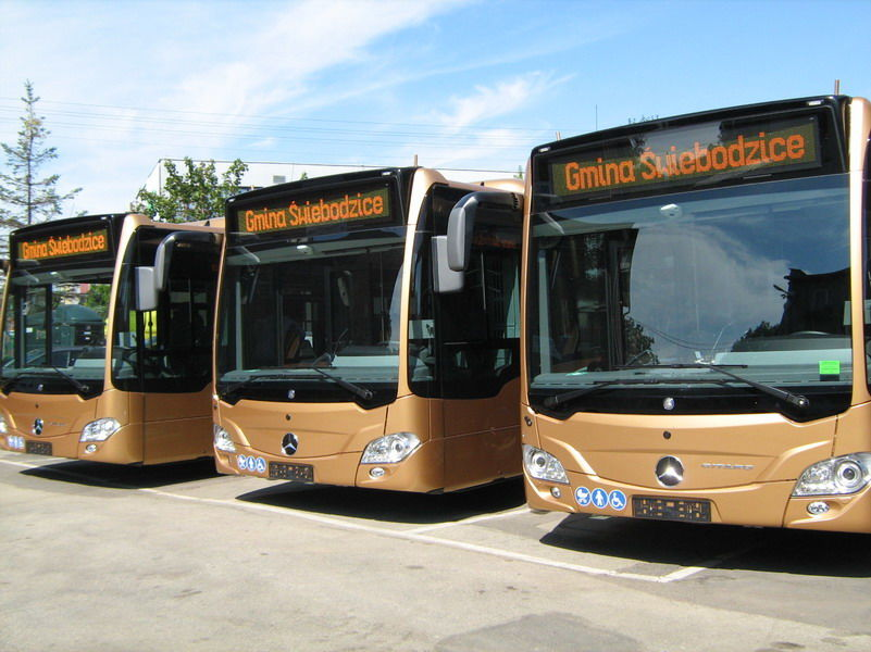 Nowe rozkłady jazdy autobusów