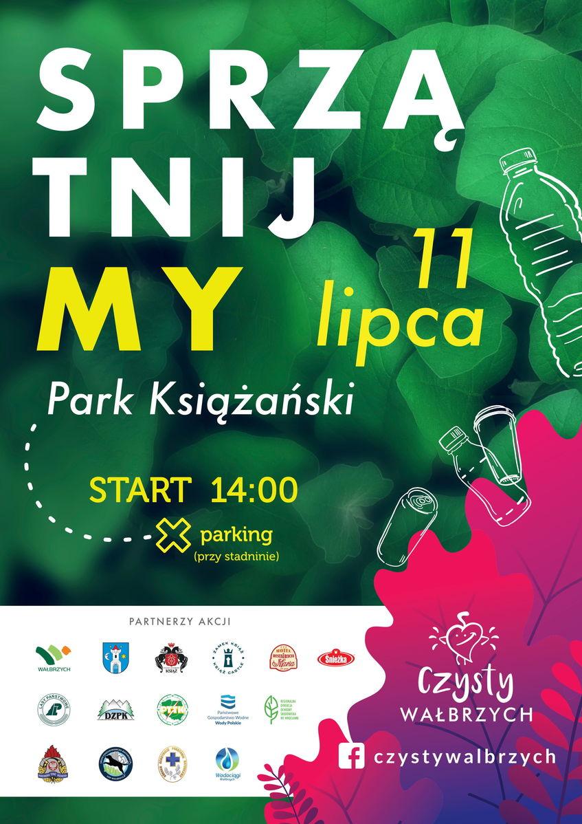 SprzątnijMy Park Książański
