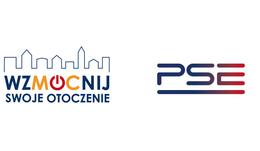 Logo Wzmocnij swoje otowczenie - PSE