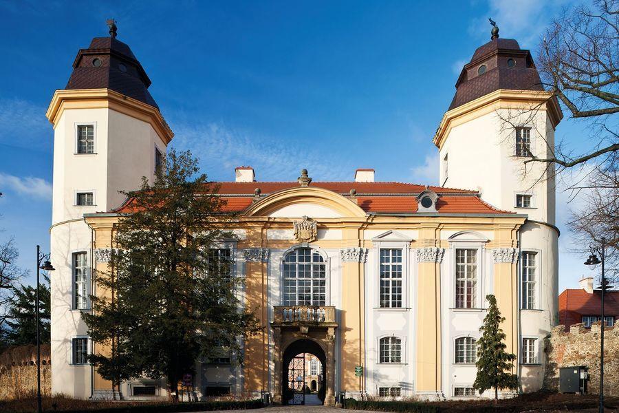 Budynek Bramny Zamku Książ – historia na wyciągnięcie ręki