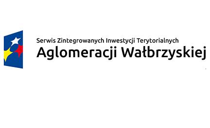 Logo ZIT Aglomeracji Wałbrzyskiej