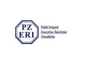 logo Polskiego Związku Emerytów, Rencistów i Inwalidów