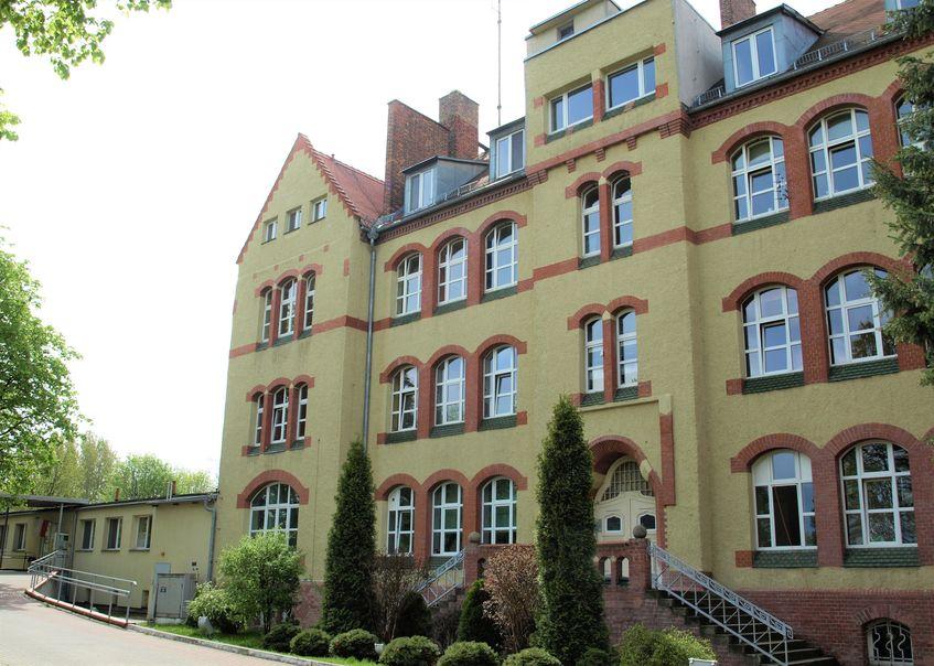 Budynek szpitala Mikulicz