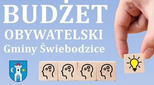 Fragment plakatu Budżet Obywatelski