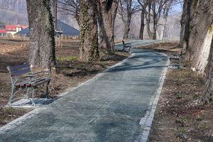 park przy ul. Jeleniogórskiej