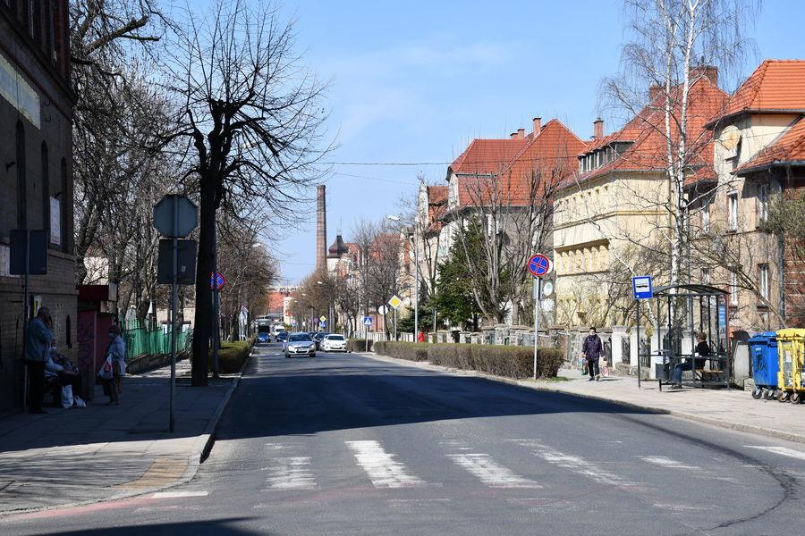 Ulica Aleje Lipowe