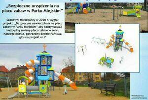 Projekt do Budżetu Obywatelskiego plac zabaw