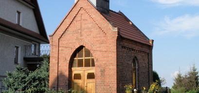 Kaplica w Bożanowie