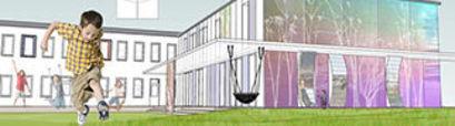 Rozbudowa Przedszkola Miejskiego w Żarowie o budynek żłobka w systemie zaprojektuj i wybuduj