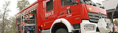 Zakup sprzętu do prowadzenia akcji ratowniczych i usuwania skutków zjawisk katastrofalnych lub poważnych awarii celem wsparcia jednostek OSP