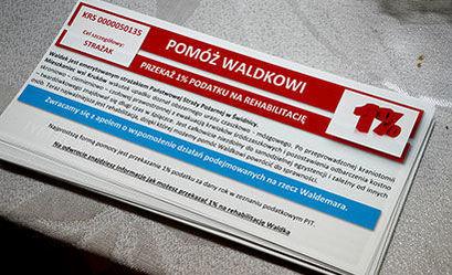 Koncert charytatywny dla Waldemara Grzelki
