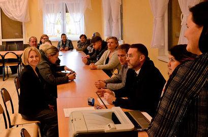 Mieszkańcy wsi wybierają sołtysów