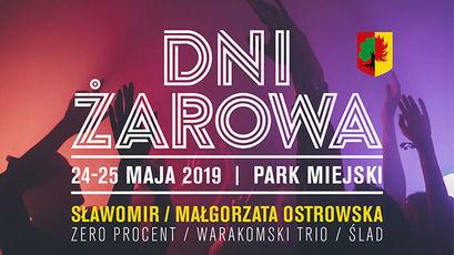 Dni Żarowa 24-25 maja 2019