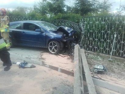 Niedostosowanie prędkości przyczyną kolizji drogowych